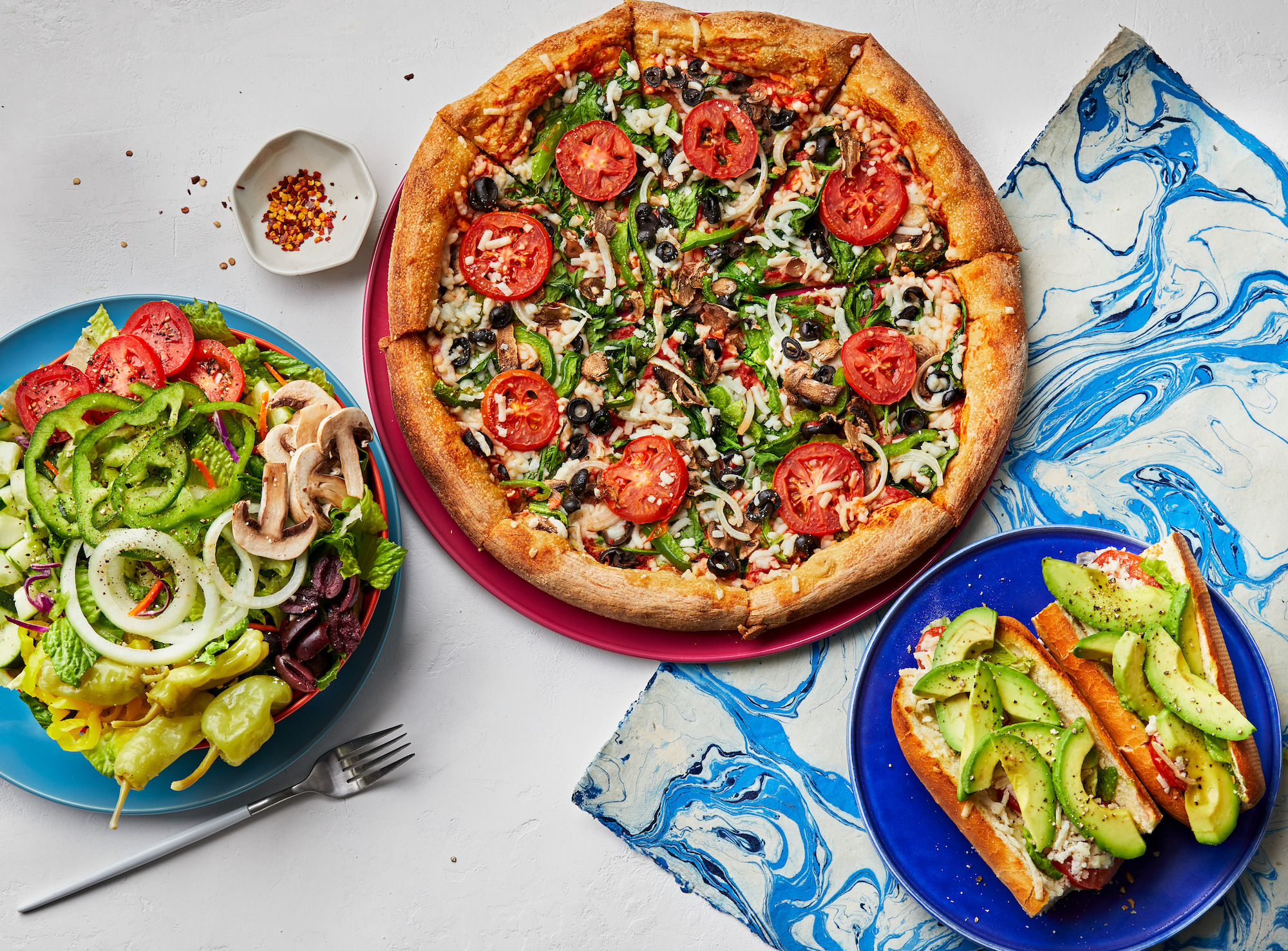 Mellow Mushroom Offers Gluten Free, Vegan and Keto-Friendly Menu Items to Start Off the New Year