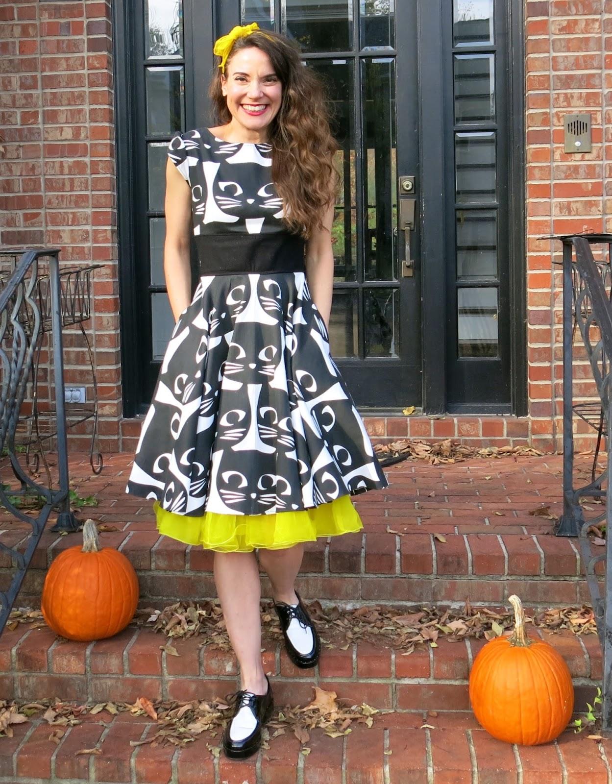 cassie stephens ikea fabric dress