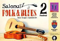 Salonul de Folk&Blues, editia a II-a, Bacau, 2017
