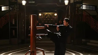 wing chun ip man wooden dummy donnie yen