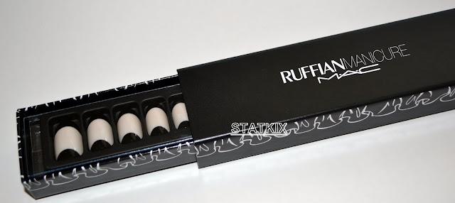 STATKIX - MAC RUFFIAN NAILS - RUFFIAN MANICURE