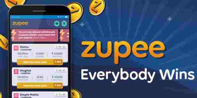 Zupee Gold Paytm Offer:- Refer & Earn Paytm Cash + Play & Earn Paytm Cash