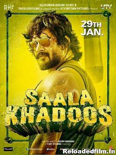Saala Khadoos (2016) Full Movie Download  480p 720p 1080p