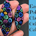 How to Make Polymer Clay Cell Cabochons Tutorial