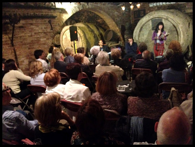 Èxit de públic i qualitat al Cicle de Poesia a les Caves