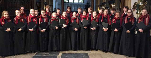 The Chapel Choir of Selwyn College, Cambridge