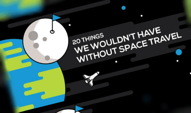 20 Things We Wouldn't Have Without Space Travel