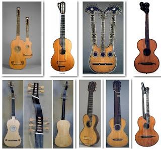 гитары с дополнительными струнами