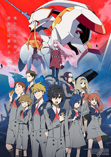 Darling In The FranXX - Dublado - Download | Assistir Online Em HD