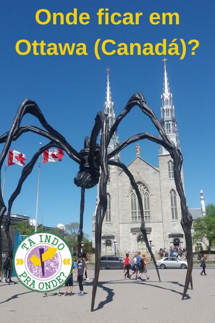 Onde ficar em Ottawa (Canadá)? Les Suites Ottawa