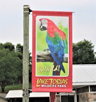 Lake Tobias Wildlife Park in Halifax, Pennsylvania