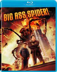 Big Ass Spider! (2013) Dual Audio Full Movies Hindi 480p