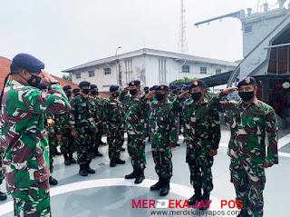 Komandan KRI Nala- 363: Bekerjalah  Dengan Prinsip Kehormatan Sebagai Dasar