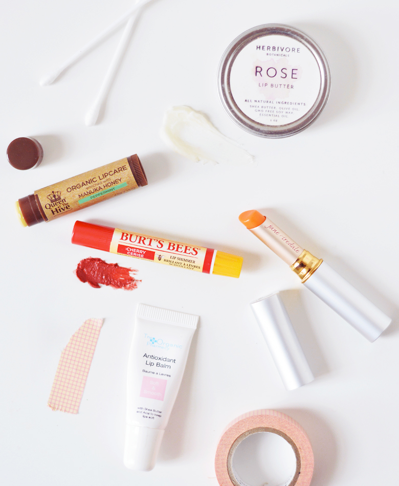 Top Five: Lip Balms.
