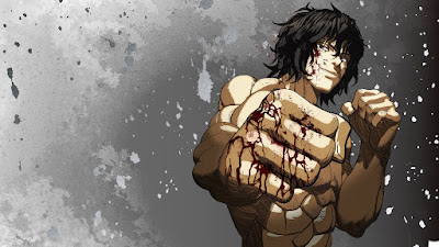 Kengan Ashura Batch Subtitle Indonesia