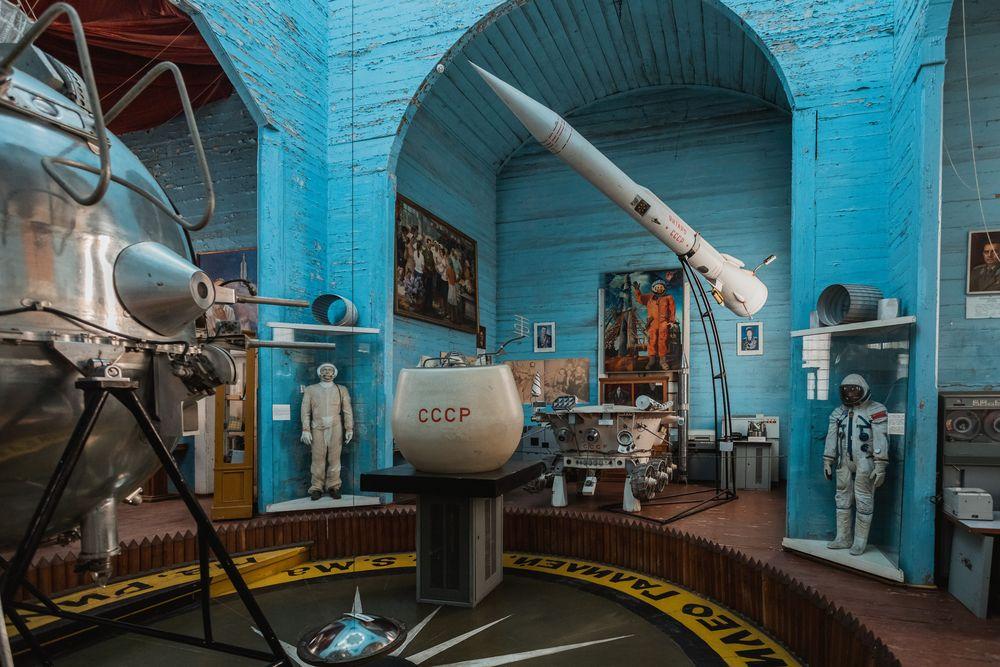 Pereyaslav space museum