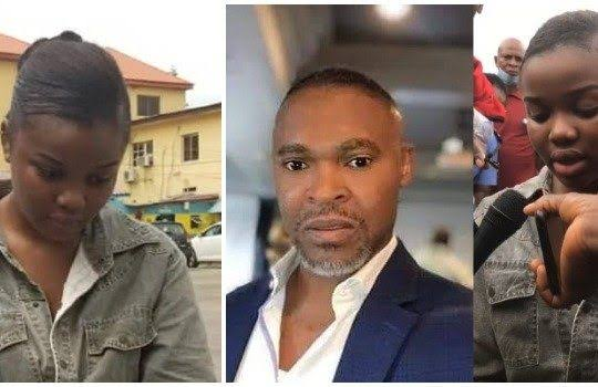 Lagos Police Parade Alleged Killer Of Super TV CEO, A 21-year-old UNILAG Student (Video)