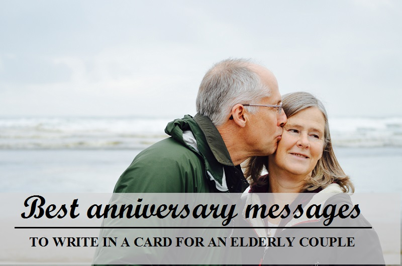 Messages And Sayings Wedding Anniversary Wishes For Elderly Couple