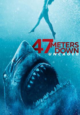 47 Meters Down Uncaged 2019 DVD R1 NTSC Sub