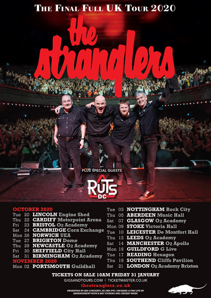 THE FINAL FULL UK TOUR 2020