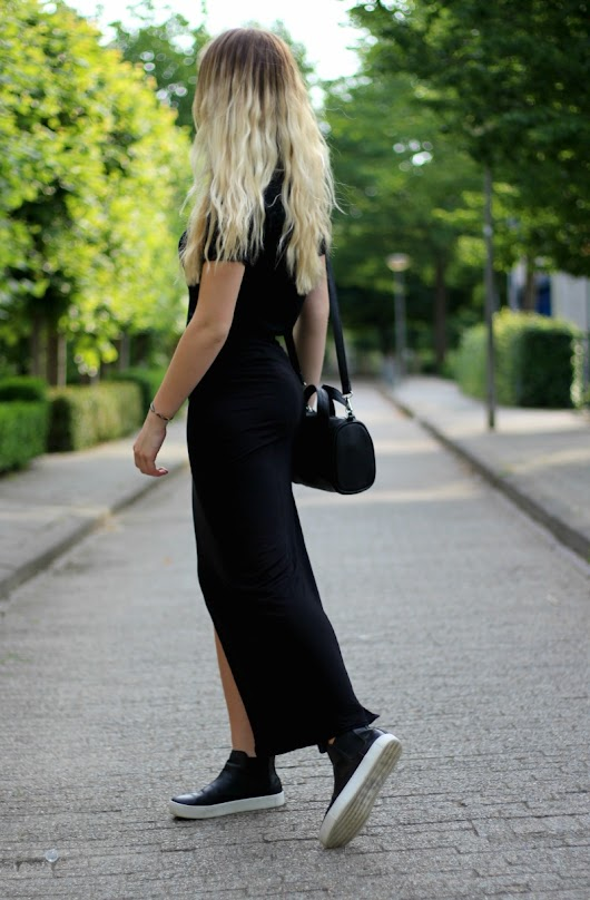 Outfit // All black