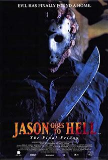 Jason Goes to Hell: The Final Friday / Джейсън отива в ада: Последният петък (1993)
