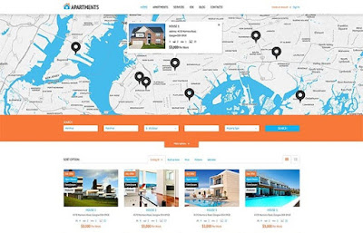 Apartments WordPress Theme