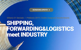 Shipping, Forwarding&Logistics meet Industry