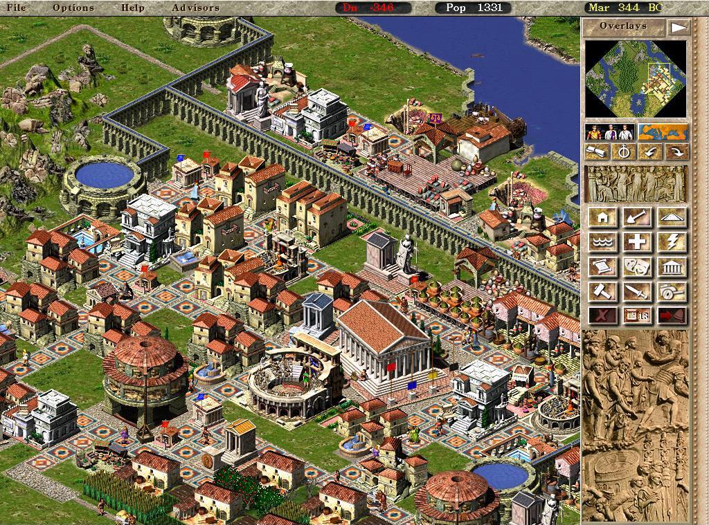 PC Game Caesar 3