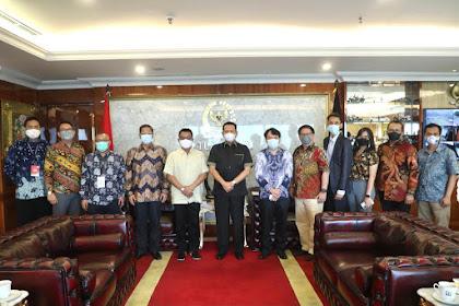 Bamsoet Bersama Moeldoko Masuk Sebagai Pengurus Perkumpulan Industri Kendaraan Listrik Indonesia