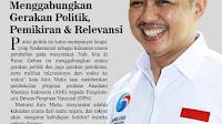 Anis Matta: Partai Gelora, Parpol Yang Menggabungkan Gerakan Politik, Pemikiram dan Relevansi