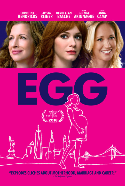 Egg the Film In Theaters and On Demand January 18th!