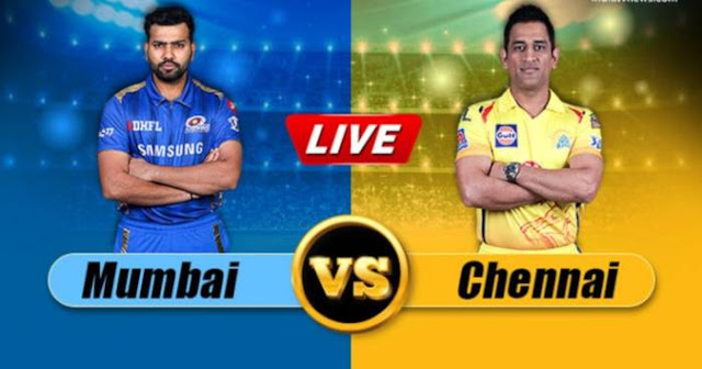 VIVO IPL 2019 Match 15 MI vs CSK Live Score and Full Scorecard