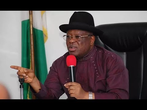Gov Dave Umahi Transmits Final List Of Commissioner-Nominees To Assembly For Screening