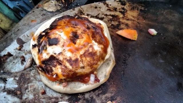 Kalaadi Cheese is most popular food of Jammu and Kashmir.