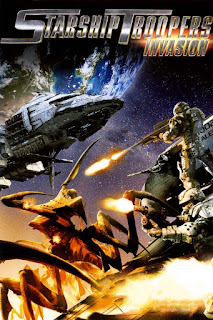 Starship Troopers: Invasion 2012 Dual Audio 720p BluRay