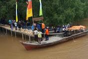 Mahasiswa KKN Kebangsaan Posko XXII Serahkan Ekowisata Mangrove Ke Pemkab Tanjabtim