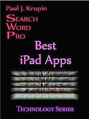 Best iPad Apps Search Word Pro (Technology Series)