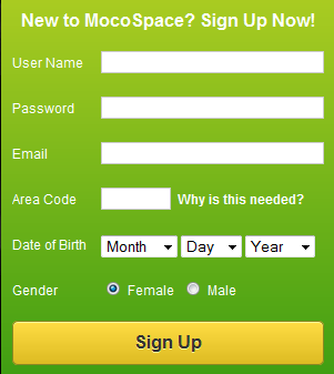 Mocospace chat sign in