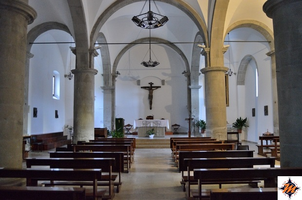 Montemonaco, chiese di San Domenico