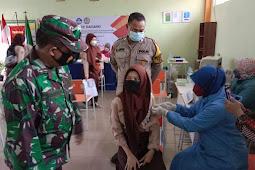 Siswa-Siswi SMK Citra Nusantara Kesehatan Ikuti Vaksin Covid 19