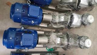 Chuyên cung cấp máy bơm hóa chất tại Hà Nội