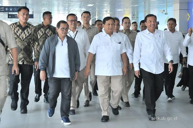 Lobi-lobi BG hingga Edhy di Balik Pertemuan Jokowi dan Prabowo
