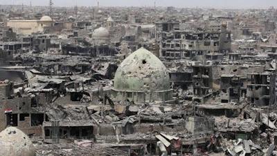 Η διάσωση της πολιτιστικής κληρονομιάς σε εμπόλεμες ζώνες