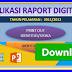 Download Gratis Cetak Raport Tematik MI MTS MA Terbaru
