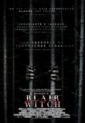 "Passatempo ""O Bosque de Blair Witch"" - Convites para as antestreias"