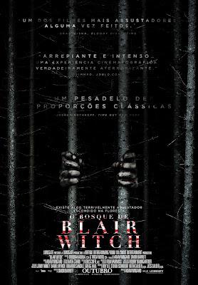 "Passatempo ""O Bosque de Blair Witch"" - Convites para as antestreias"