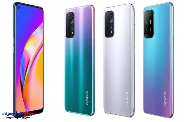 Oppo تطلق ثلاثة هواتف 5G جديدة ميسورة التكلفة