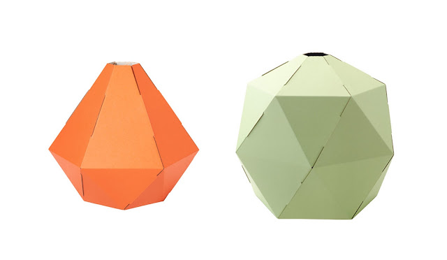i do like the geometrical shape a lot the color hmm nope not that much - Tischlampen Ikea