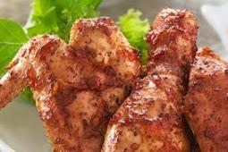 Resep Ayam Bumbu Rujak Gurih dan Lezat
